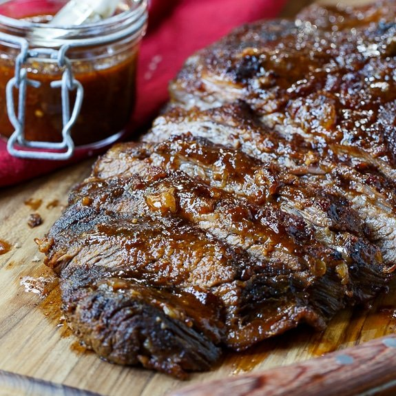 Oven-Barbecued Beef Brisket - Spicy Southern Kitchen