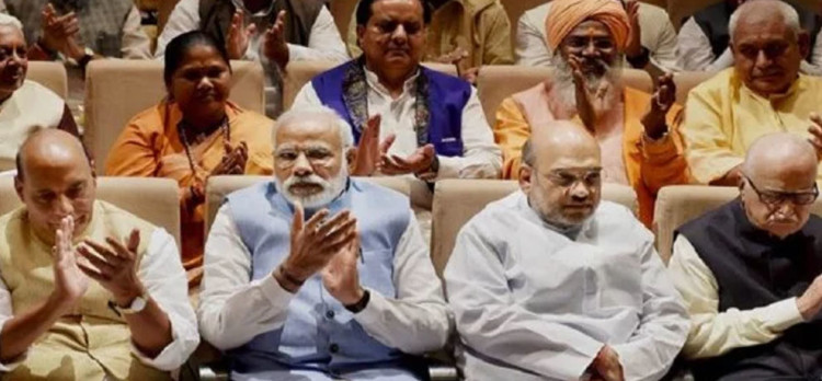 In Cabinet Reshuffle Pm Modi Pays Strength For Ganga And