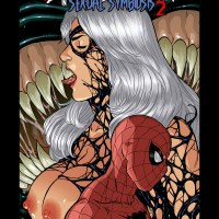 Sexual Symbiosis #02: The Symbiot reveals the slutty nature of Black Cat... and not only hers!