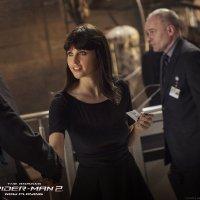 Felicity Jones addresses her Black Cat future in 'The Amazing Spider-Man' franchise (video)