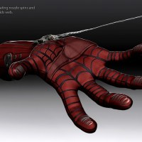 Sony asked comic writer Brian Michael Bendis for 'The Amazing Spider-Man' webshooter advice