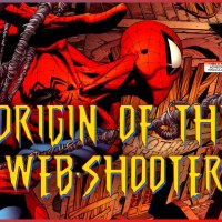 The origin of Spider-Man's web shooters (video)