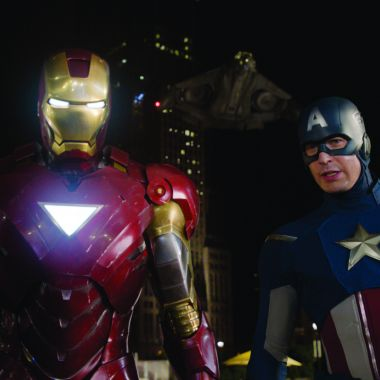 Did Robert Downey Jr. just reveal that Iron Man and Captain America will be in 'Spider-Man'?
