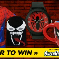 Giveaway: Win Spider-Man shirts and more, courtesy of SuperHeroStuff