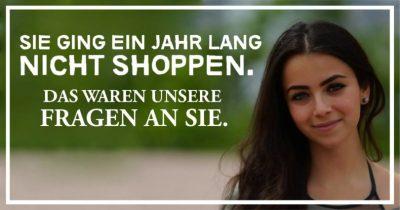 Shoppen oder nicht?