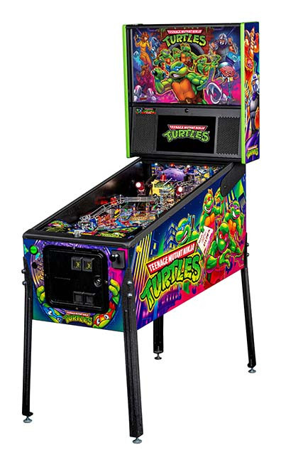Teenage Mutant Ninja Turtles Pro Spielautomaten Ch