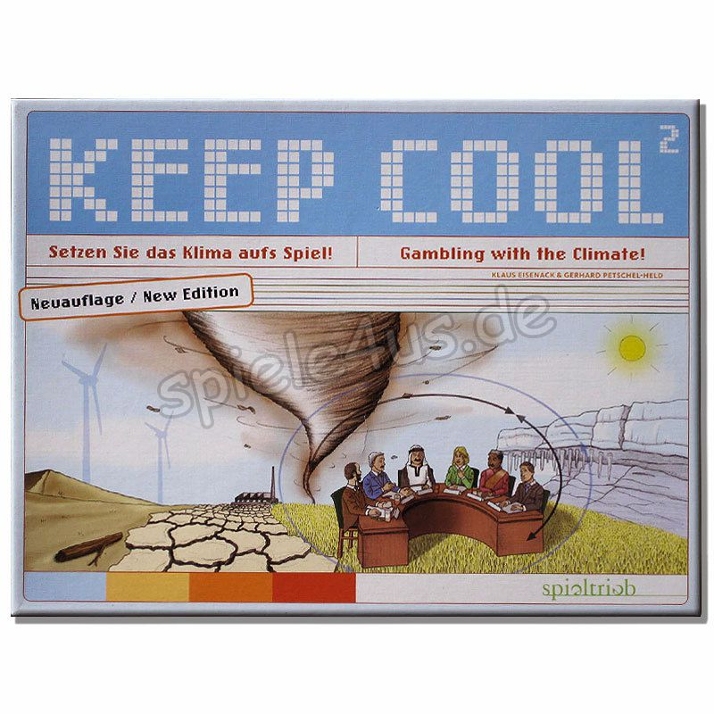 Coole Simulationsspiele Keep Cool Spiel | Keep Cool Kaufen