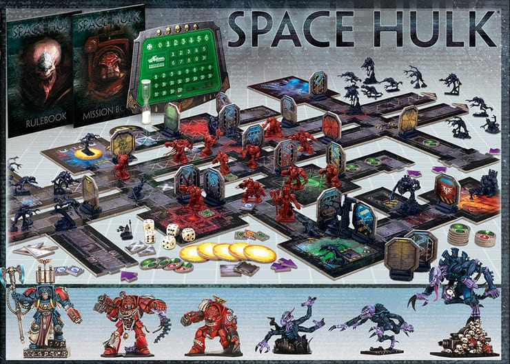 Return Of The Classic Space Hulk Is Back For The