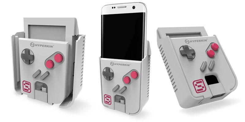 Snart kan du gjøre telefonen din om til en Game Boy