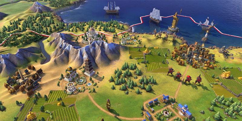 Systemkravene til Civilization VI er annonsert