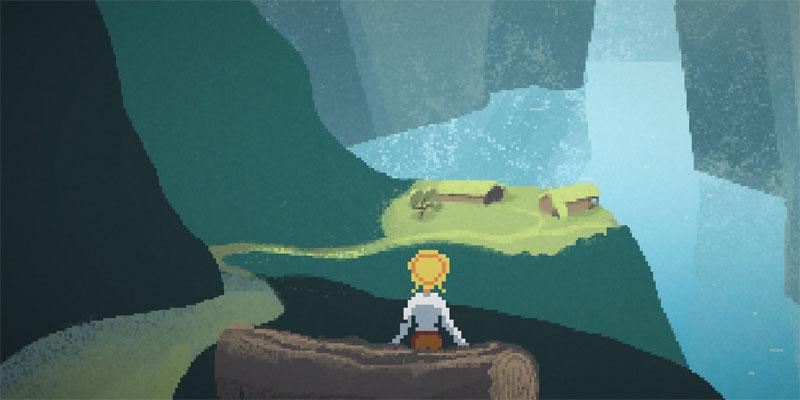 Greenlight-kampanje for lekkert, norsk eventyrspill
