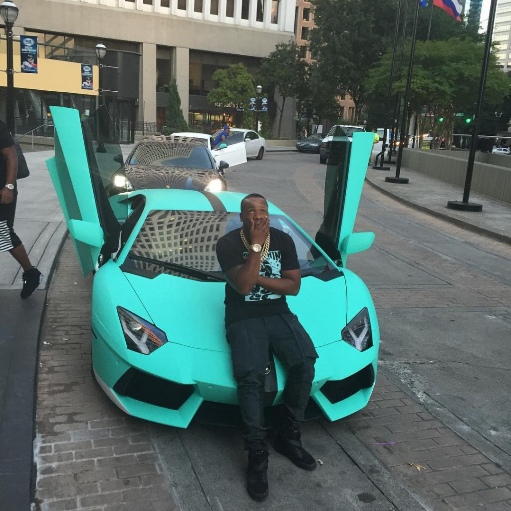 Yo Gotti sues car dealership after employee wrecks Lamborghini