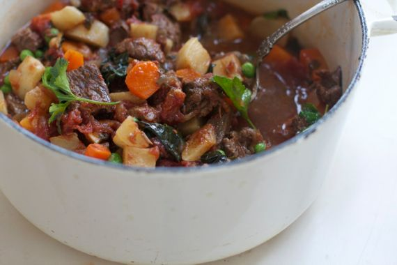Paleo Southern Style Beef Stew
