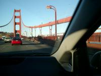Golden Gate walkway