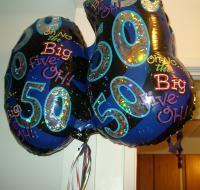 goofy balloon