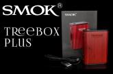 SMOK Treebox Plus Box Mod Review – Spinfuel VAPE eMagazine