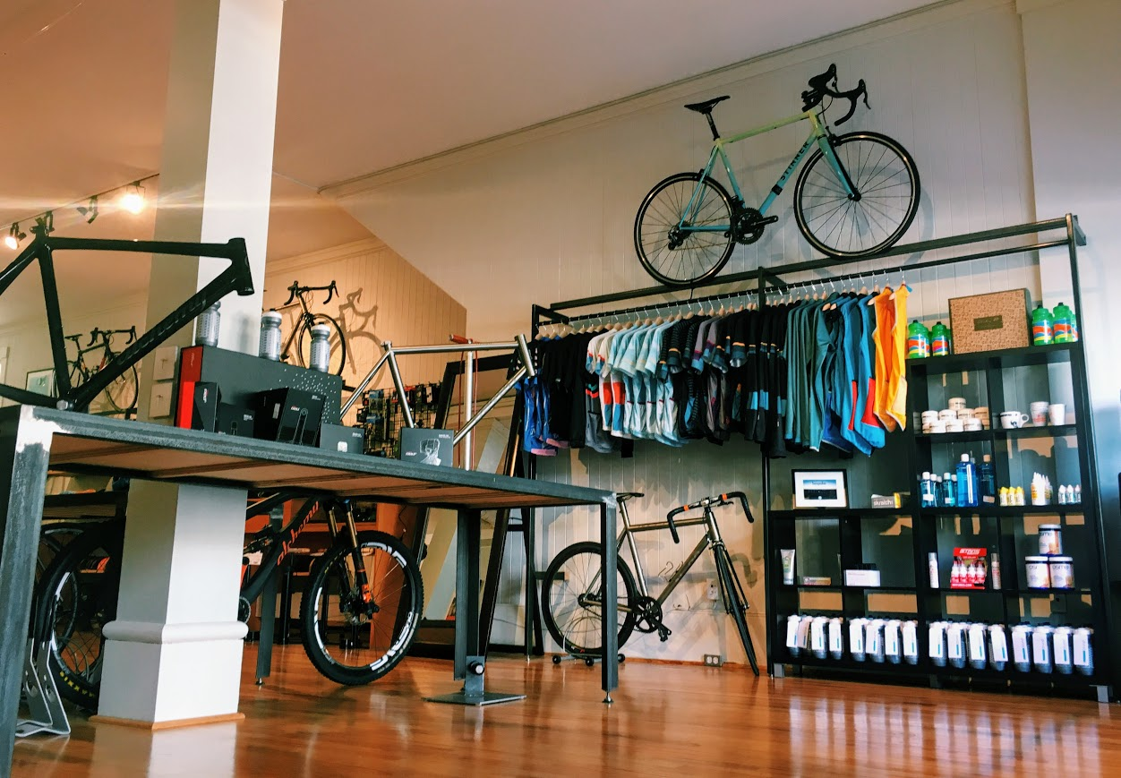 A Bike Store The Art Of Good Science Behind A Hidden Bike Shop In San Francisco