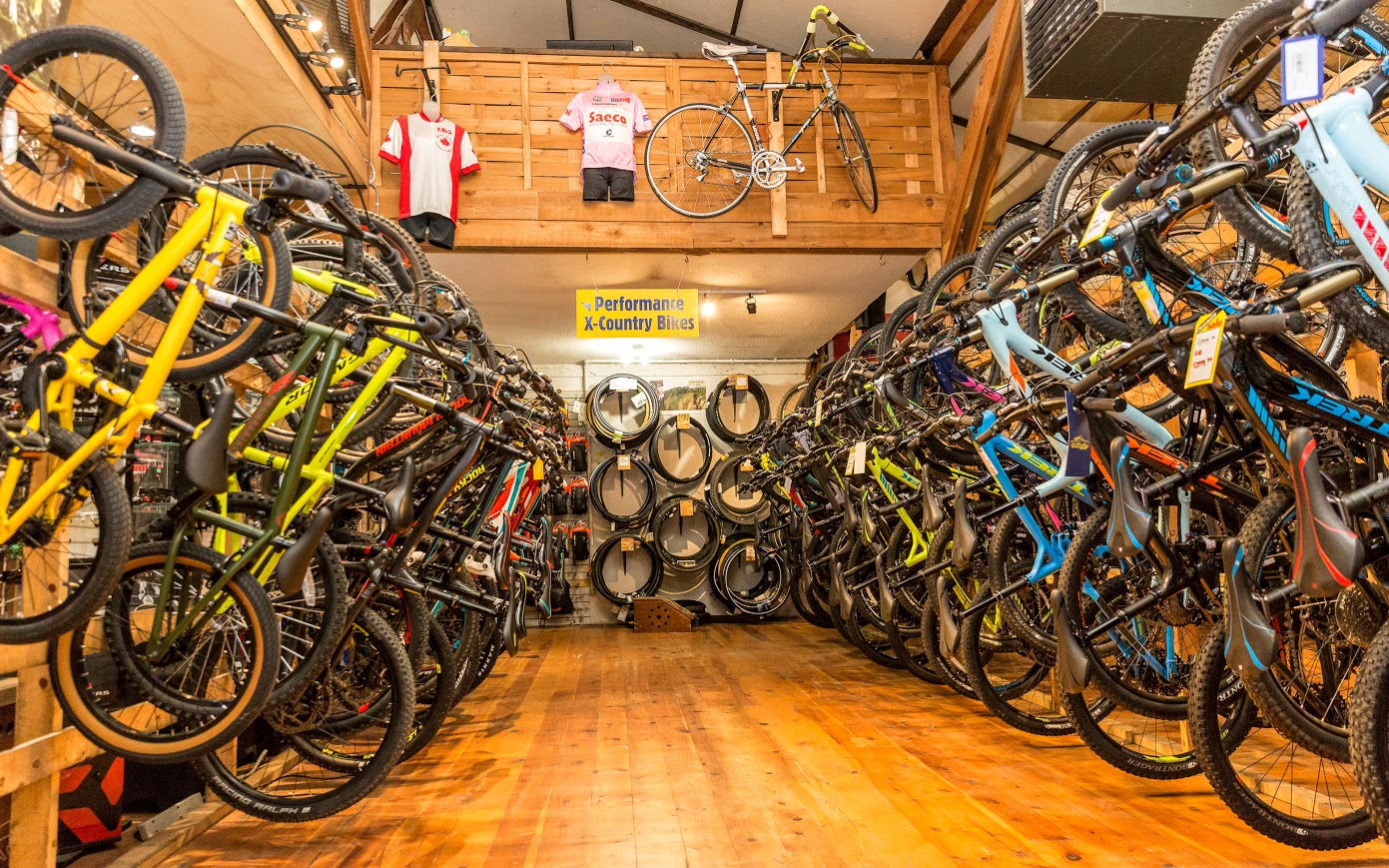 A Bike Store What The Best Bike Shops All Have In Common The Gears Of Success