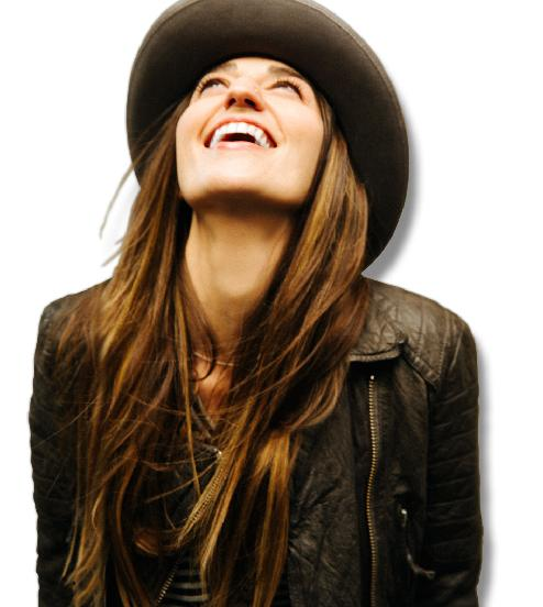 Sara Bareilles wants to see you be brave.