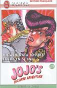 JoJo's Bizarre Adventure - Higashikata Jôsuke Entre en Scène (J'ai Lu)