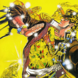 Stardust Crusaders - Jotaro Kujo Artwork