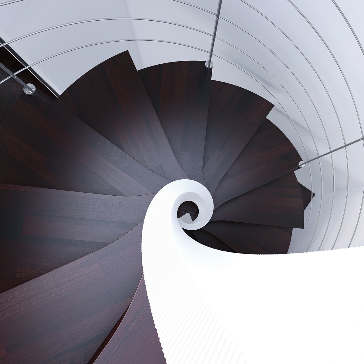 Staircase Options Spiral Staircase Colour Options Spiral Stairs Direct Blog