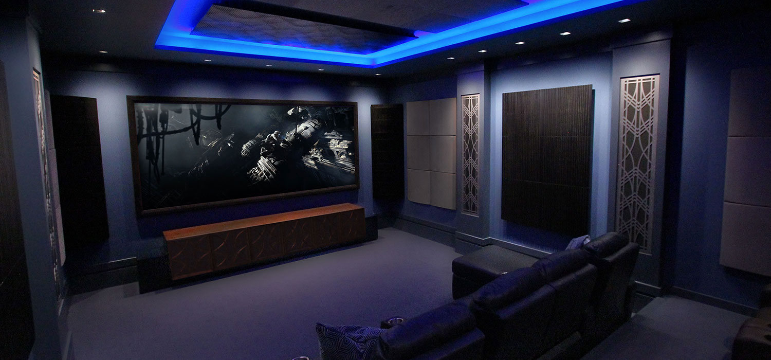 Home Theater Room Home Theater Spire Integrated Systems