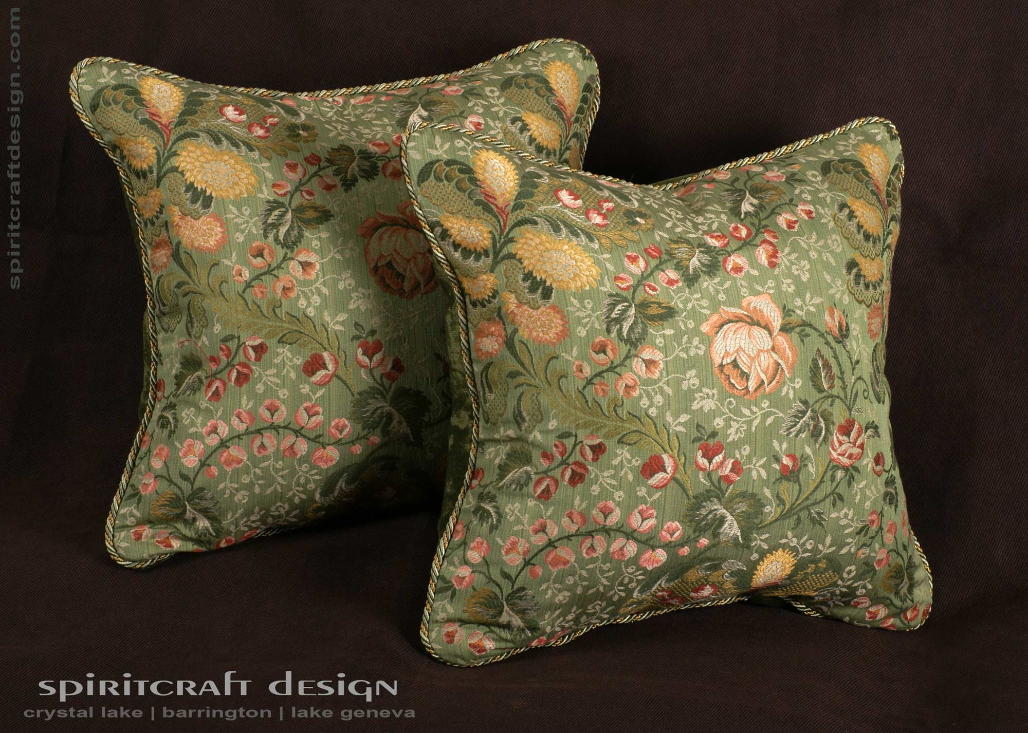 Decorative Pillows Custom Bedding In Barrington Crystal Lake Il