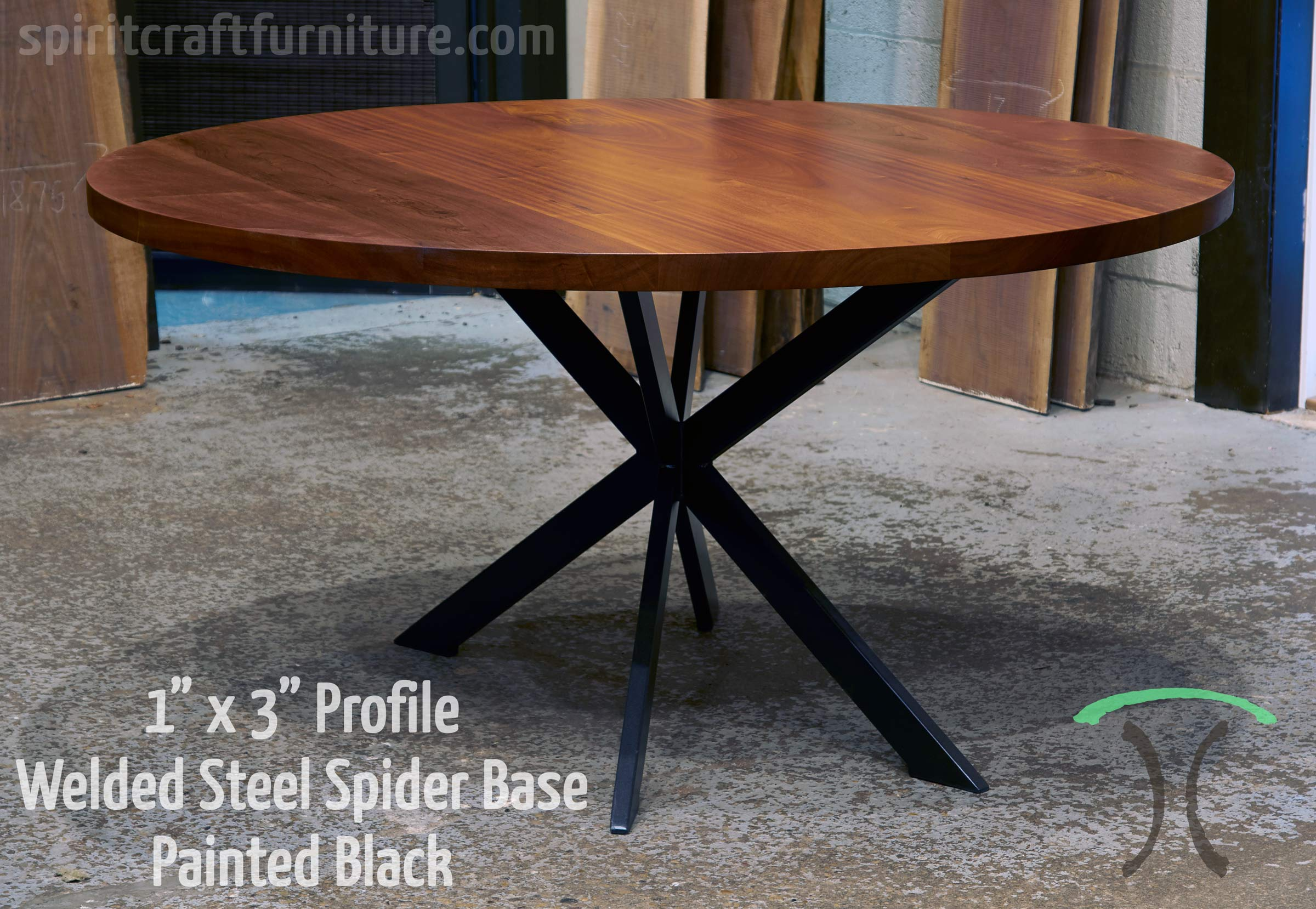 Timber Table Legs Table Legs And Bases For Hardwood Slab Table Tops