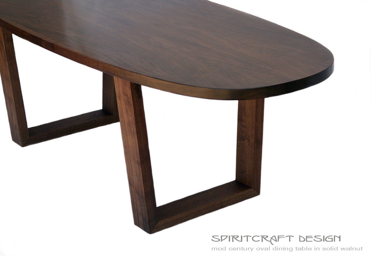 Table Ovale Design Oval Dining Table Designs