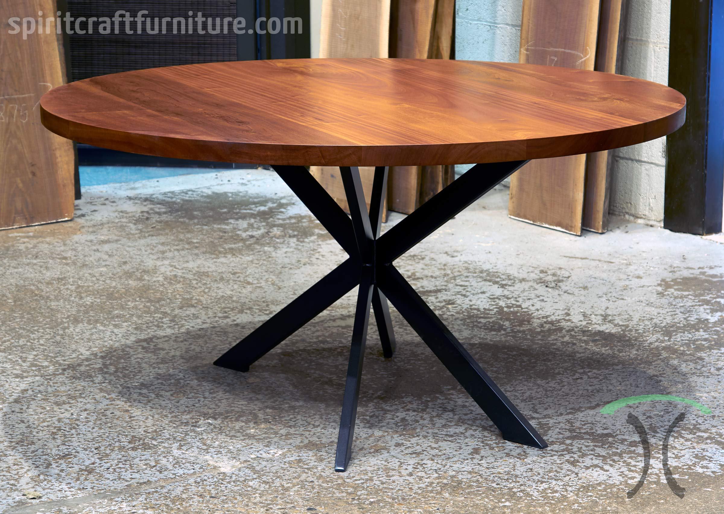 Round Table Tops Custom Solid Hardwood Table Tops Dining And Restaurant