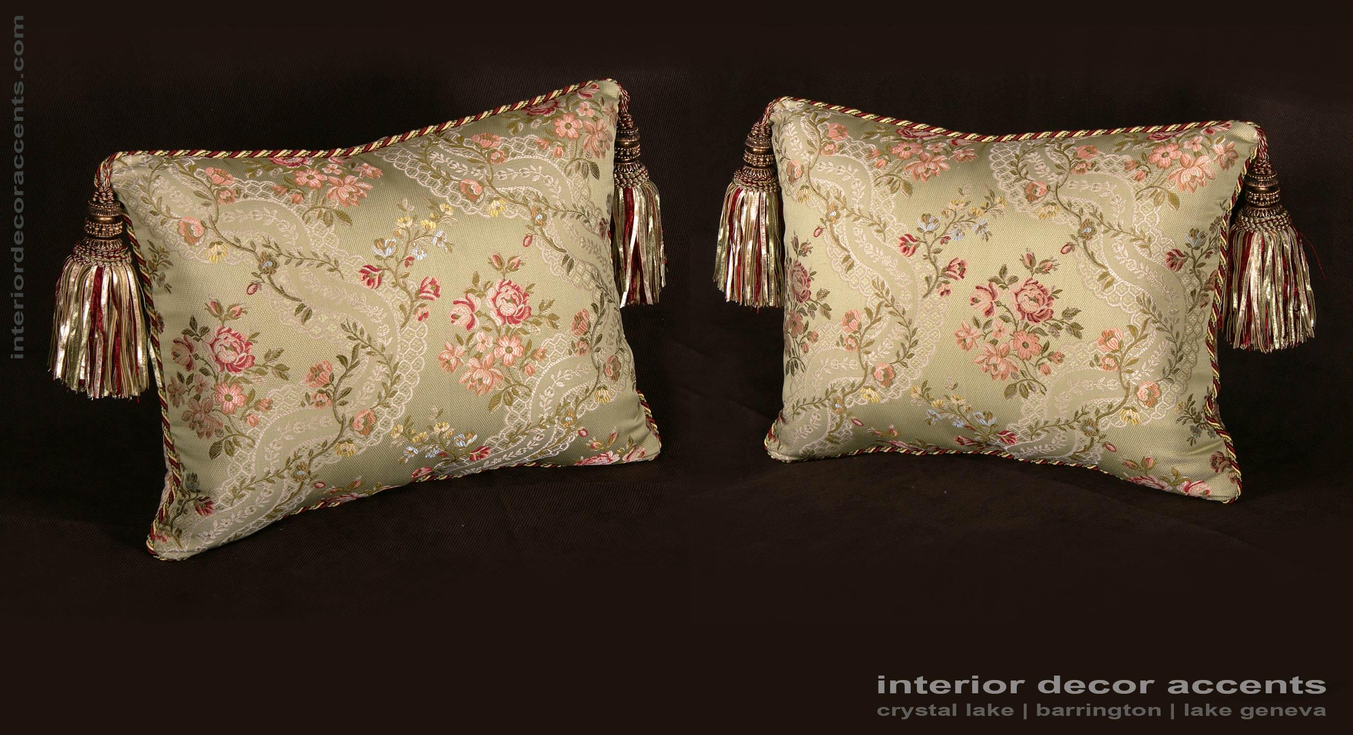 Custom Design Pillows