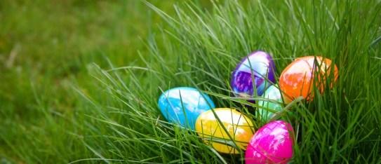 Easter Egg Blessing Milestone Moment