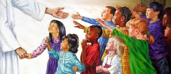 """Hymn of the Week – """"Children of the Heavenly Father"""""""