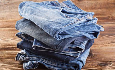 Μην πλύνετε ποτέ ξανά το τζιν σας στο πλυντήριο.