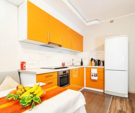 Δώστε χρώμα στην κουζίνα σας και με αυτό τον τρόπο ανανεώστε και τη διάθεσή σας.