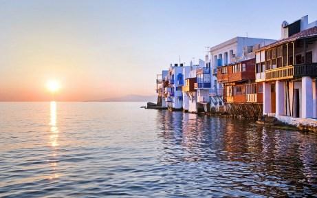 Η Μικρή Βενετία σήμα κατατεθέν του νησιού!