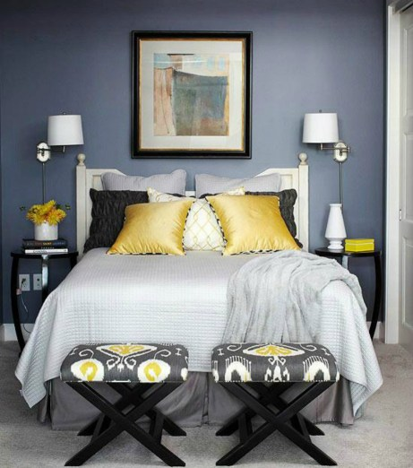 Το κίτρινο είναι ένα χρώμα που αν χρησιμοποιηθεί στις σωστές αναλογίες μπορεί να δείξει φανταστικά σε έναν χώρο.