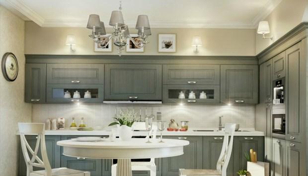 5 Πρωτότυποι Τρόποι για να Διακοσμήσετε τον Χώρο Πάνω από τα Ντουλάπια της Κουζίνας