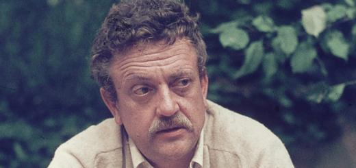 Kurt Vonnegut - spisek pisarzy