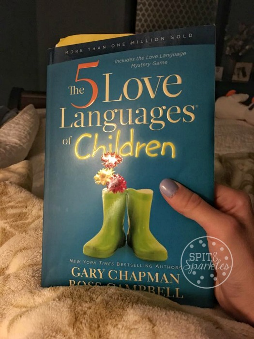 Love languages for children, parenting twins, spit and sparkles blog