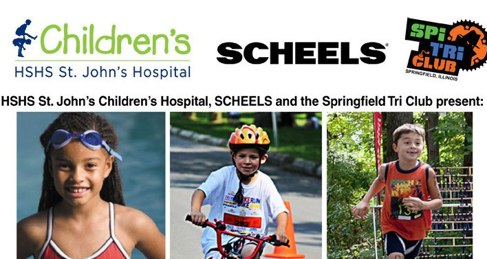 2017 HSHS St John's Children's Hospital & SCHEELS – Kids Triathlons