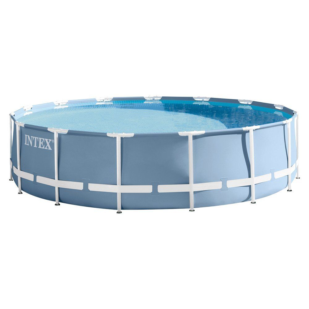 Intex Pool Frame Rund Metal Frame Swimming Pools