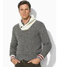 DJ Envy Wearing Polo Ralph Lauren Wool Shawl Collar ...