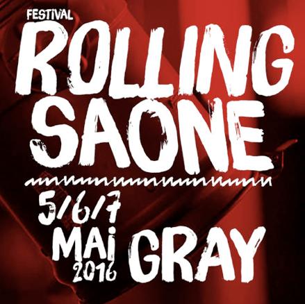 Festival Rolling Saône : 5 au 7 Mai 2016