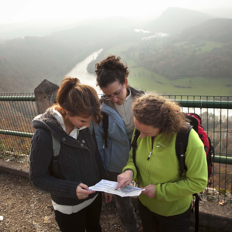 Parcours randonnées en expansion dans la Vallée du Doubs