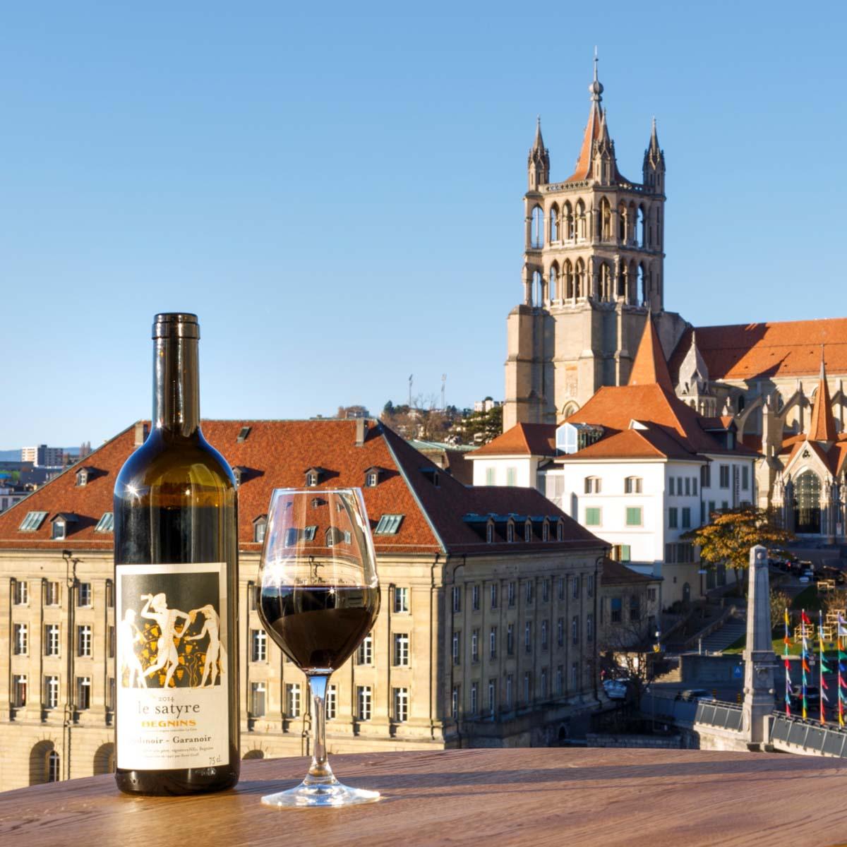 Nouveau concept au Swiss Wine Hotel & Bar de Lausanne