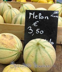 Le marché St.Tropez….