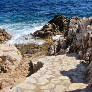 Hiking on the Mediterranean, Cap d'Antibes…