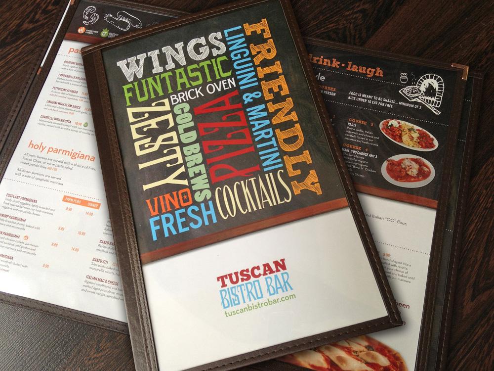 Restaurant Menu Design, Menu Designer NJ, Graphic Design for Menus